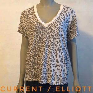 current / elliott Roadie V-Neck T-Shirt
